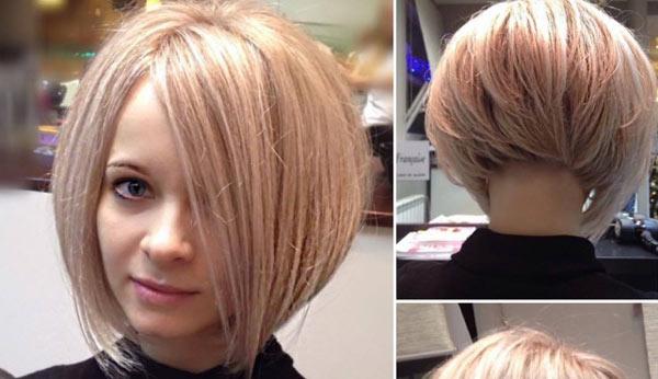Прически на заложенные волосы