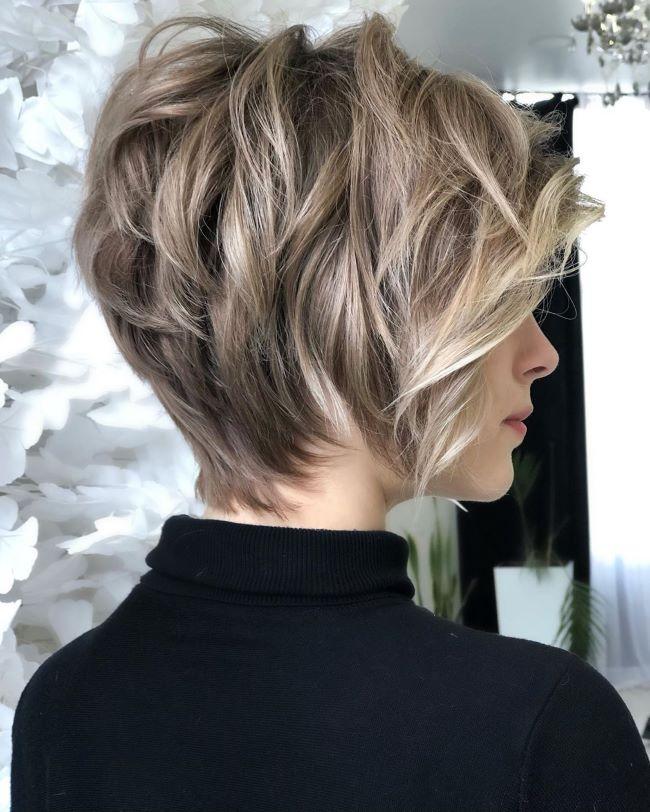 пикси на волнистые волосы